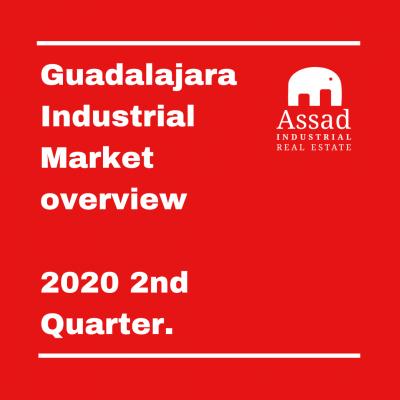 Reporte de mercado industrial Guadalajara